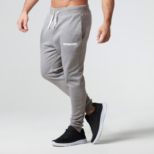 Myprotein Skinny Fit Sweatpants, Herrar - Charcoal
