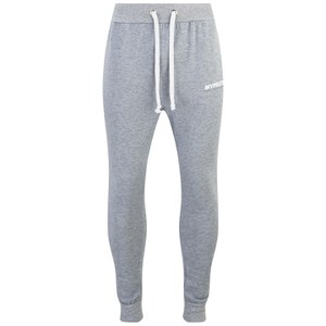 Myprotein Men's Skinny Fit Sweatpants - Grey Marl