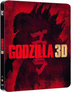 Godzilla 3D - Limited Edition Steelbook