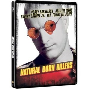 Natural Born Killers - Limited Edition Steelbook (UK EDITION)