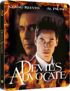 Devil's Advocate - Limited Edition Steelbook