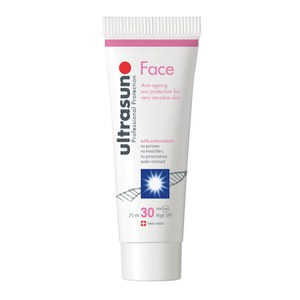 Ultrasun 30spf Face (25ml) (Free Gift)