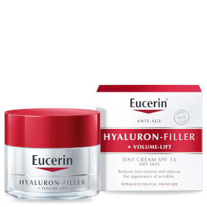 Eucerin® Anti-Age Volume-Filler Day Cream SPF 15 UVB + UVA Protection (50ml)