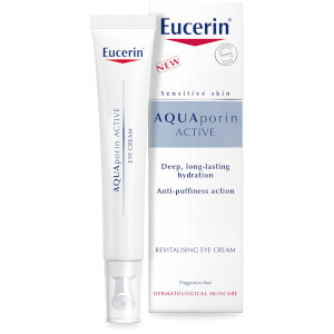 Eucerin® Aquaporin Active Revitalising Eye Cream (15ml)
