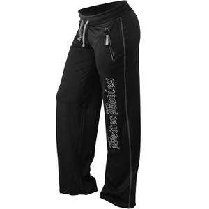 Better Bodies Women's Flex Pants - Black/Grey