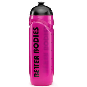 Better Bodies BB Sport bottle - Hot pink