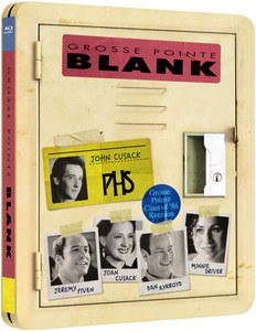 Grosse Pointe Blank - Zavvi Exclusive Limited Edition Steelbook (UK EDITION)