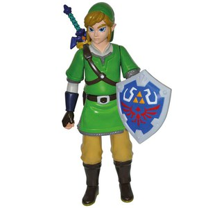 Nintendo The Legend of Zelda Big Link Deluxe Action Figure