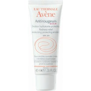 Avène Antirougeurs Jour Redness Relief Fugtigheds Beskyttende Emulsion (40 ml)