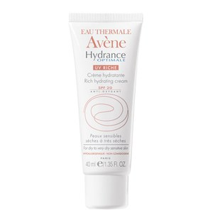 Creme Hidratante Rico com filtro UV Hydrance Optimale da Avène (40 ml)