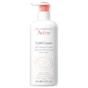 Avène Cold Cream Ultra Rich Cleansing Gel 13.5fl. oz