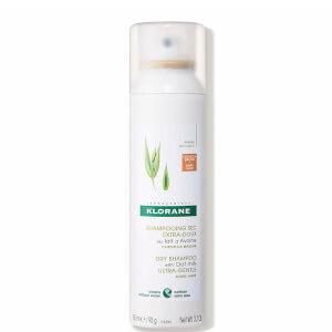 Champú seco pelo castaño de la leche de avena KLORANE (150ml)