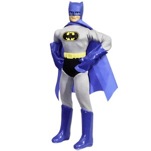 Mego DC Comics Batman Super Power Batman 8 Inch Action Figure