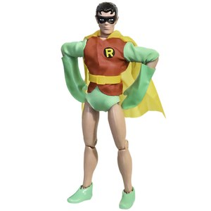 Mego DC Comics Batman Super Power Robin 8 Inch Action Figure