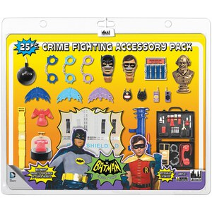 Mego DC Comics Batman Crime Fighting Accessory Pack