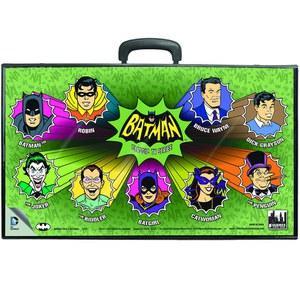 Mego DC Comics Batman Comic Art Action Figure Carrying Case