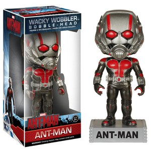 Marvel Ant Man Bobble Head Figure