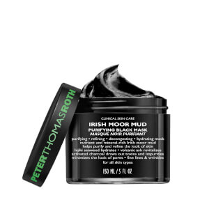 Peter Thomas Roth Irish Moor Mud Purifying Black Mask 150ml