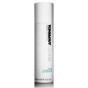 Toni & Guy Cleanse Dry Shampoo (250 ml)