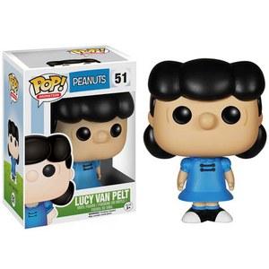 Peanuts Lucy Van Pelt Funko Pop! Figur