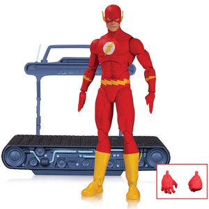 DC Comics Icons Actionfigur The Flash (Chain Lightning)