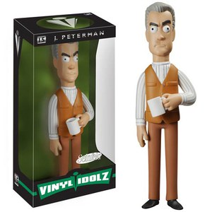 Seinfeld Mr. Peterman Vinyl Sugar Idolz