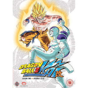 Dragon Ball Z KAI Season 2 (Episodes 27-52)