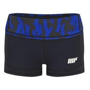 Pantaloncini Atletici FT da Donna Myprotein – Struttura Blu