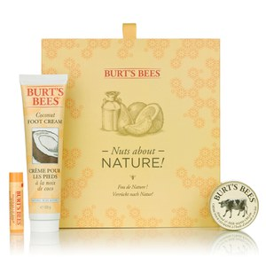 Nuts About Nature de Burt's Bees