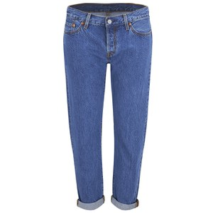 Levi's Women's 501 Mid Waist Tapered Jeans - Surf Shack