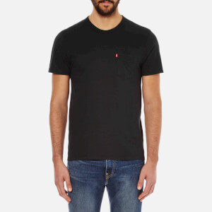 Levi's Men's Sunset Pocket T-Shirt - Black