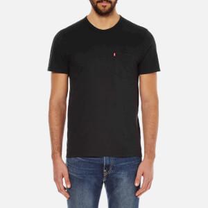 Levi's Men's Sunset Pocket T-Shirt - Black