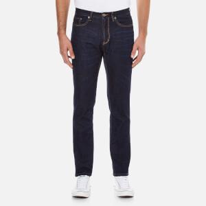 HUGO Men's Regular Fit Jeans - Dark Wash