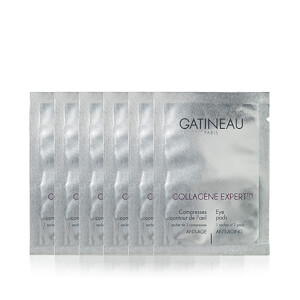 Gatineau Collagene Expert Smoothing Eye Pads (6 Pairs)