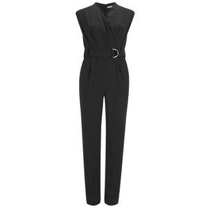 Finders Keepers Women's Back to the Start Jumpsuit - Black