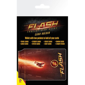 Porte-Cartes The Flash Rapidité - DC Comics