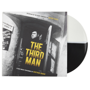 The Third Man Limited Edition Vinyl OST (1LP)