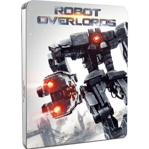 Robot Overlords - Zavvi UK Exclusive Limited Edition Steelbook