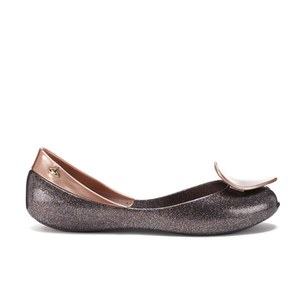 Vivienne Westwood for Melissa Women's Queen Ballet Flats - Rose Speck