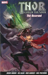 Thor God of Thunder- Volume 3 Graphic Novel