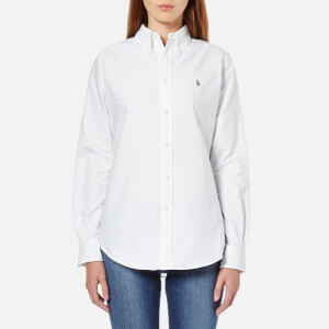 Polo Ralph Lauren Women's Harper Shirt - White