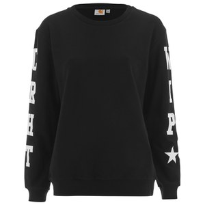 Carhartt Women's Kid Sweatshirt - Black