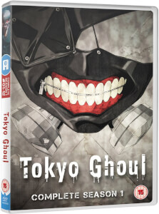 Tokyo Ghoul Season 1 - DVD Collection