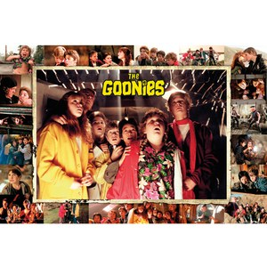 The Goonies Compilation - 24 x 36 Inches Maxi Poster