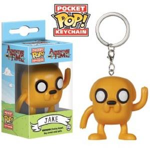 Adventure Time Jake Pocket Funko Pop! Keychain