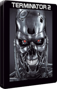 Terminator 2: Judgment Day - Zavvi Limited Edition Steelbook (2000 Only) (UK EDITION)