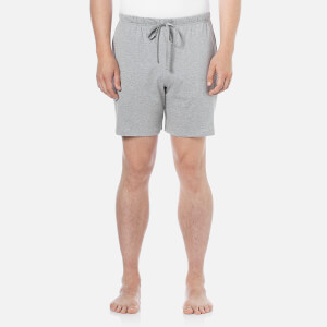 Polo Ralph Lauren Men's Sleep Shorts - Heather Grey