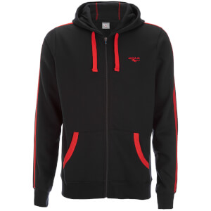 Gola Men's Milford Full Zip Hoody - Black/Red