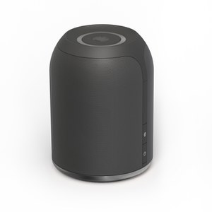 Ministry of Sound Audio M Wireless Hi-Fi Speaker - Charcoal and Gun Metal
