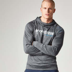 Myprotein Men's Performance Hoodie – Charcoal